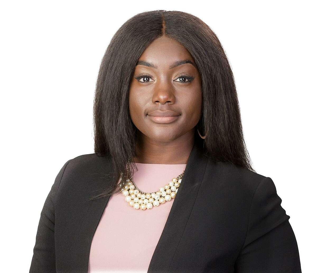 Mercy Quaye, social change communications consultant and Hearst columnist.