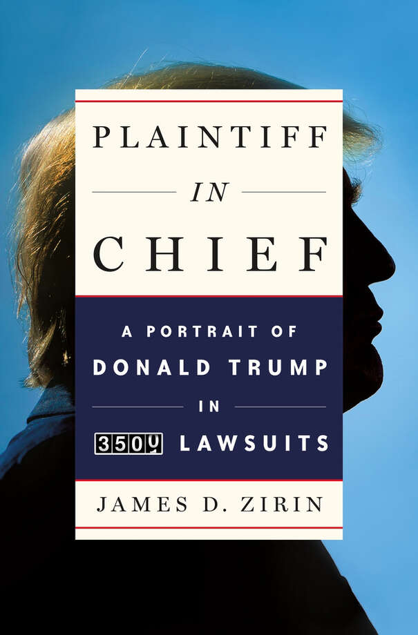 Plaintiff in Chief: A Portrait of Donald Trump in 3,500 Lawsuits Photo: All Points, Handout / Handout