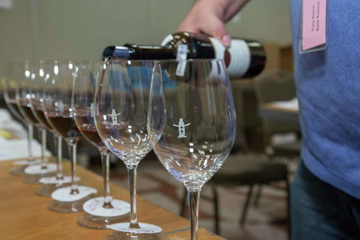 Houston Livestock Show and Rodeo hosted a Texas Wine Celebration event.