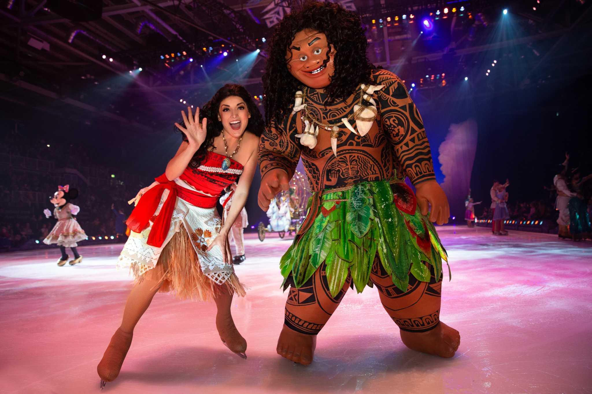 Disney On Ice's 'Dream Big' coming to Bridgeport January 2-5