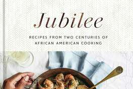 "Cover: ""Jubilee: Recipes from Two Centuries of African-American Cooking"" by Toni Tipton-Martin."