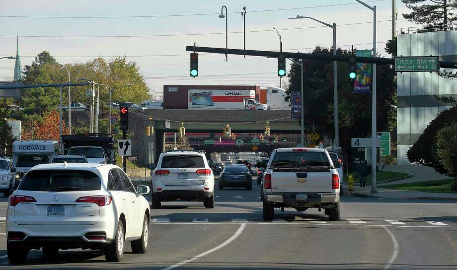 Today, we are talking about improving the state of Connecticut's roads so that commuters, truckers, students and those just passing through can do so with minimal delay. Photo: Matthew Brown / Hearst Connecticut Media / Stamford Advocate