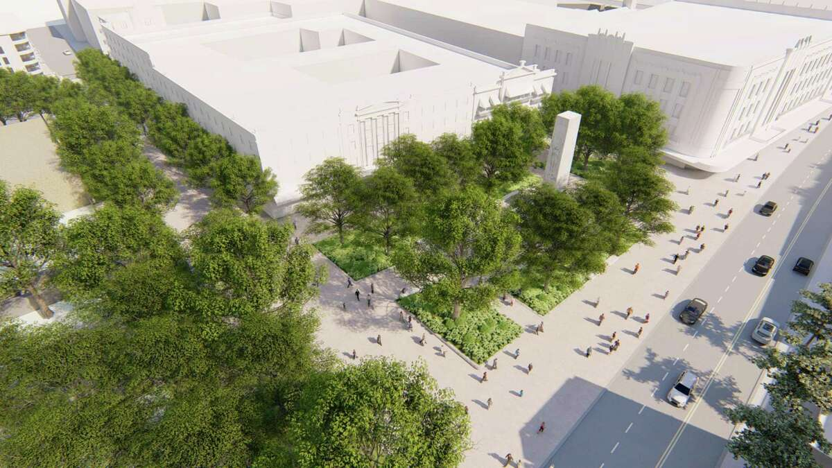 A report from the state auditor's office has critized an Alamo Plaza makeover as a project that