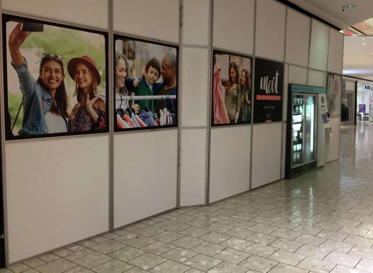 Young women's clothing retailer Charlotte Russe is set to re-open in mid-December 2019 at Stamford Town Center, in this fourth-floor storefront that it had formerly occupied, according to mall officials.