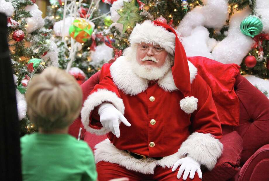 Santa is back at Katy Mills Mall for the Christmas season. He will pose with pets for photos from 6-7:30 p.m. Nov. 24. Families with special-needs children are invited to Caring Santa on Dec. 1 and Dec. 8. Visit https://www.eventbrite.com/e/caring -santa-tickets-77508803919?aff=affiliate1 to make reservations. He'll be at the mall through Dec. 24. November hours are 11 a.m.-8 p.m. Mondays-Fridays, 10 a.m.-8 p.m. Saturdays and 11 a.m.-6 p.m. Sundays. Photo: Alan Warren, Staff Photographer / The Rancher / The Rancher