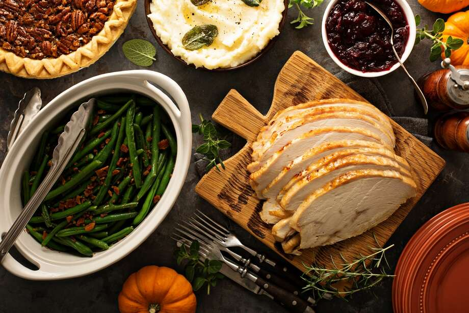 The following is what pets can and can't have during your Thanksgiving feast.