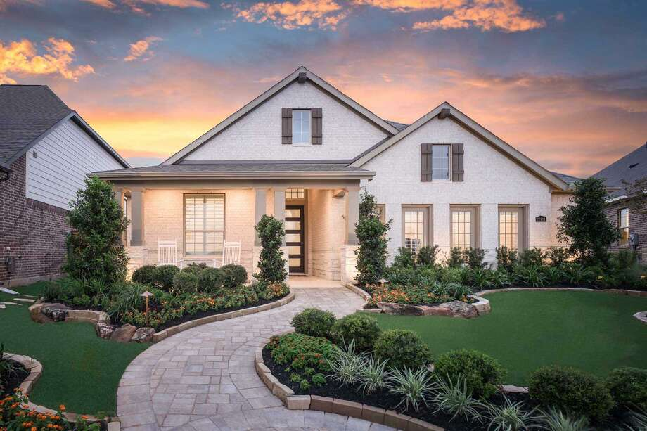 Highland Homes has homes on 55-foot lots starting from the $270,000s and currently has two move-in ready homes, 24 open lots and 12 home plans in the master-planned community of Veranda.
