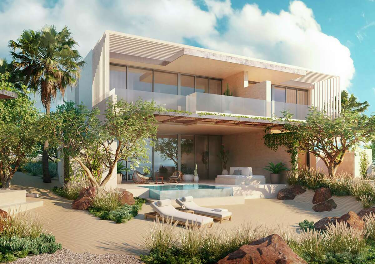 Costa Palmas on the East Cape of Los Cabos, Mexico is an exclusive community that includes 141 luxury residences, a marina, a golf course, multiple pools, five restaurants and a spa.