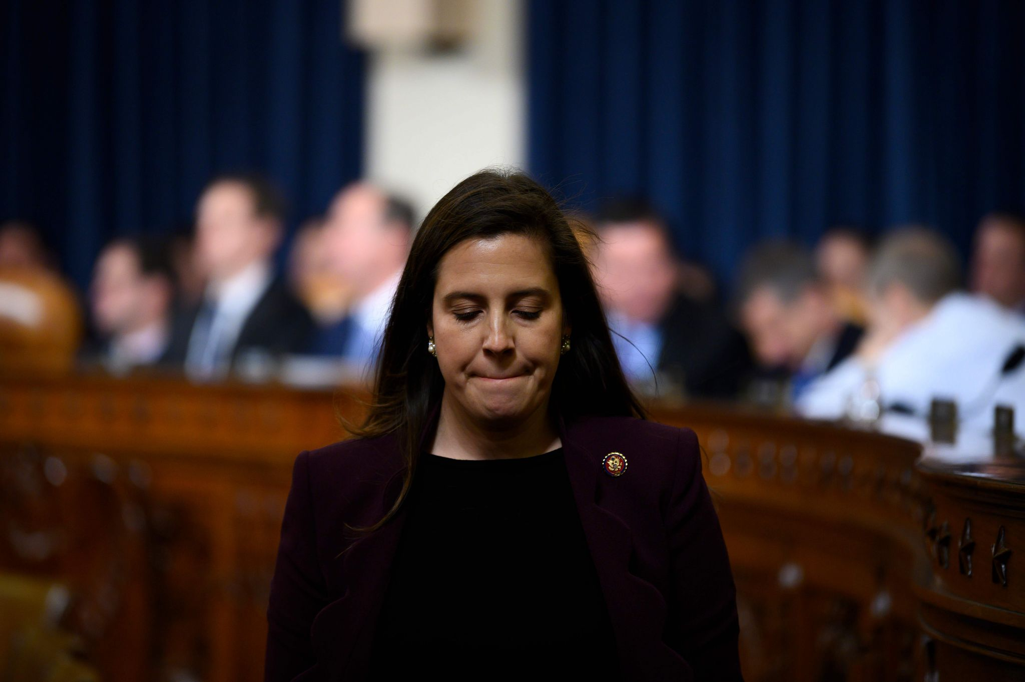 Stefanik skips Intelligence hearings for months, calling them 'spectacles'
