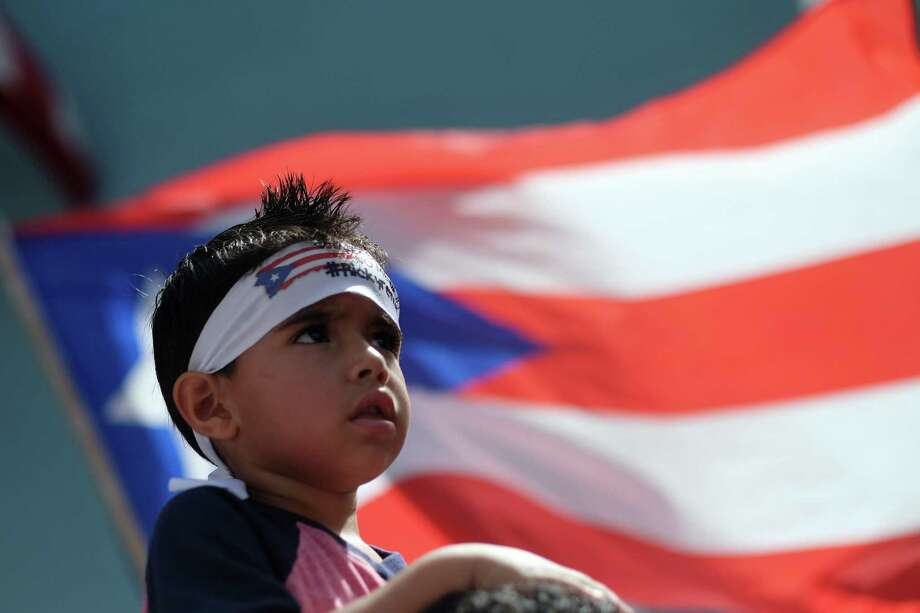 Latino voters are diverse and from many different countries and cultures — and complex with different views toward immigration, depending on where they're from. For example, all Puerto Ricans are U.S. citizens by birth. Photo: Ricardo Arduengo /Getty Images / AFP or licensors