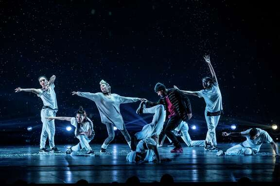 Images from The Hip-Hop Nutcracker, an annual re-imagining of Tchaikovsky's 'The Nutcracker' with an American, urban influence.