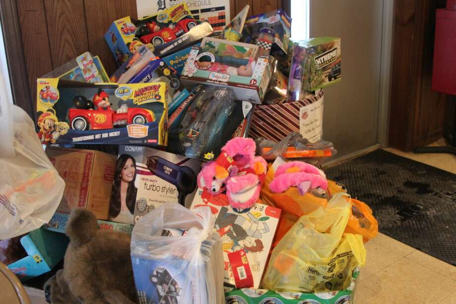 About 40 locations around Manistee County are collecting donations for Toys for Tots for distribution through FiveCAP. Photo: News Advocate File Photo