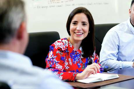 Alejandra Zertuche is CEO of San Antonio-based startup Enflux, which raised more than $3 million this year as it prepares to take its data analytic platform on the national market.