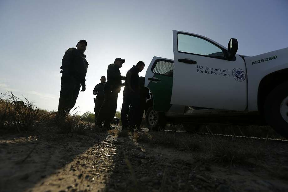 The FBI has identified the three illegal immigrants accused of assaulting U.S. Border Patrol agents near The Outlet Shoppes at Laredo. Photo: Eric Gay, Associated Press