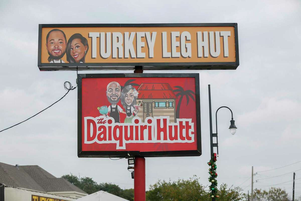 The Turkey Leg Hut has a lawsuit filed by a small group of residential neighbors claiming noise, smoke and parking issues Friday, Nov. 22, 2019, in Houston.