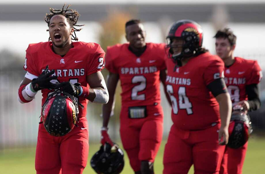 Porter ends the season 9-3 after its deepest playoff run in school history. Photo: Jason Fochtman, Houston Chronicle / Staff Photographer / Houston Chronicle