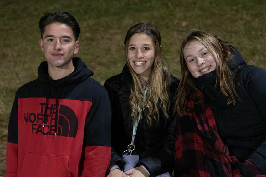 Middletown's Xavier High School and West Haven High School faced off on the football field on November 22, 2019. Were you SEEN in the stands?