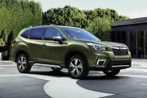 2020 Subaru Forester, compact utility