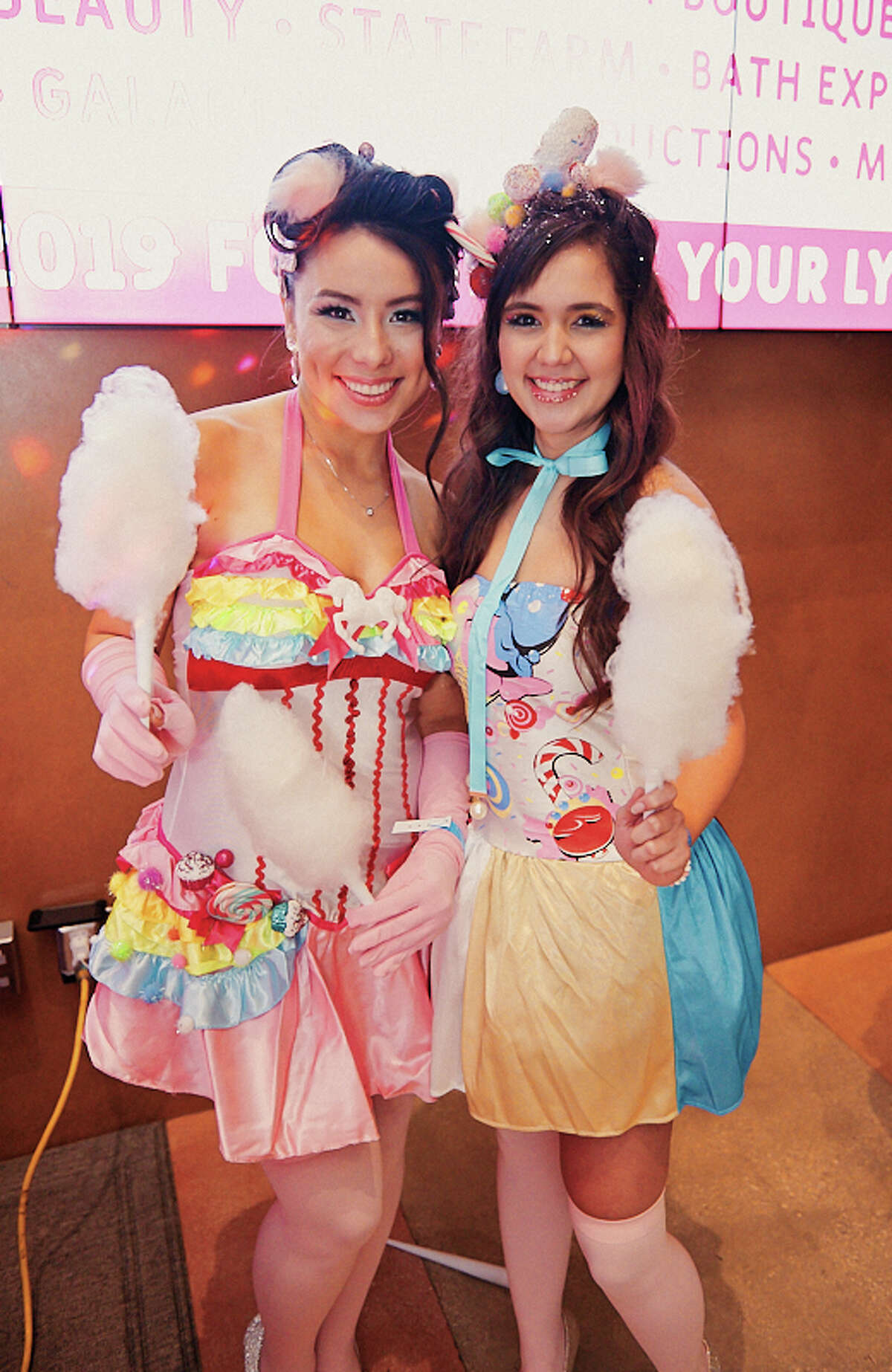 The DoSeum had their third annual Dulce: Candyland event on Friday, November 22, 2019.