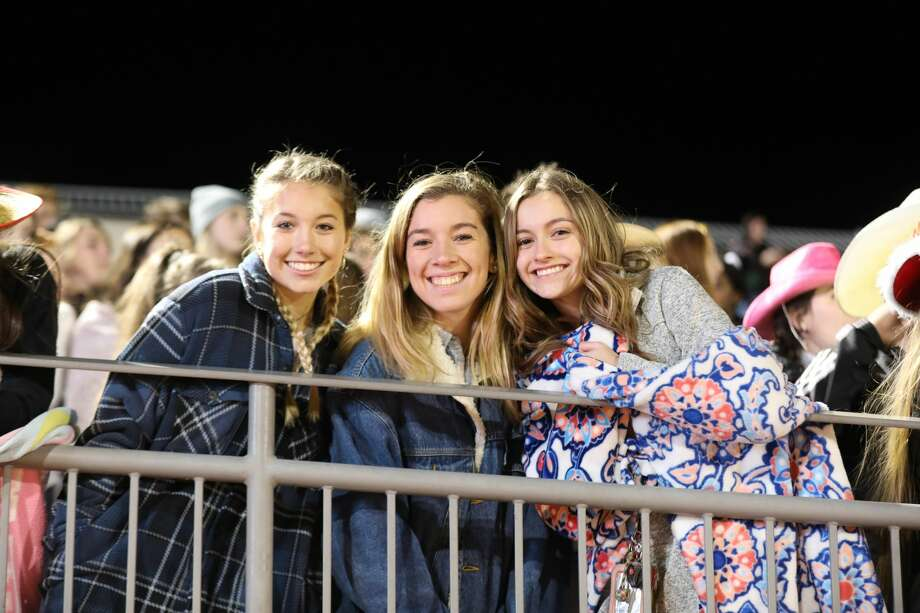 Fans of the Judson Rockets and Reagan Rattlers packed Alamo Stadium Friday night for the Class 6A Division I second round playoff game. Photo: Marco Garza For The Express-News