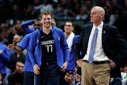 Mavericks Luka Doncic Earns Comparison To All Time Greats