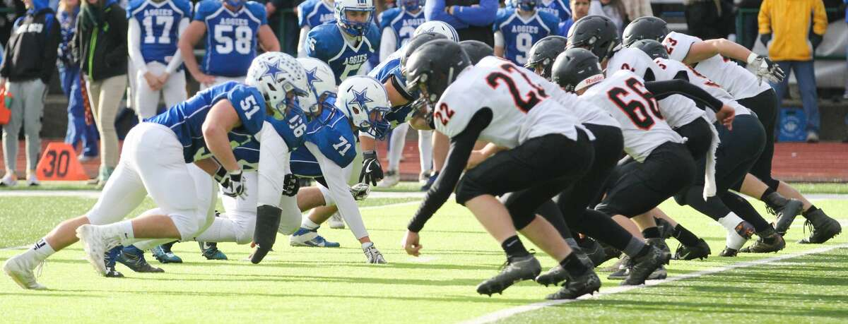 The Beal City Aggies ended the Ubly Bearcats' dreams of a state title on Saturday in Mount Pleasant with a thrilling 21-20 victory. The Aggies move on to the Division 8 state championship game against Reading at Ford Field on Nov. 29.