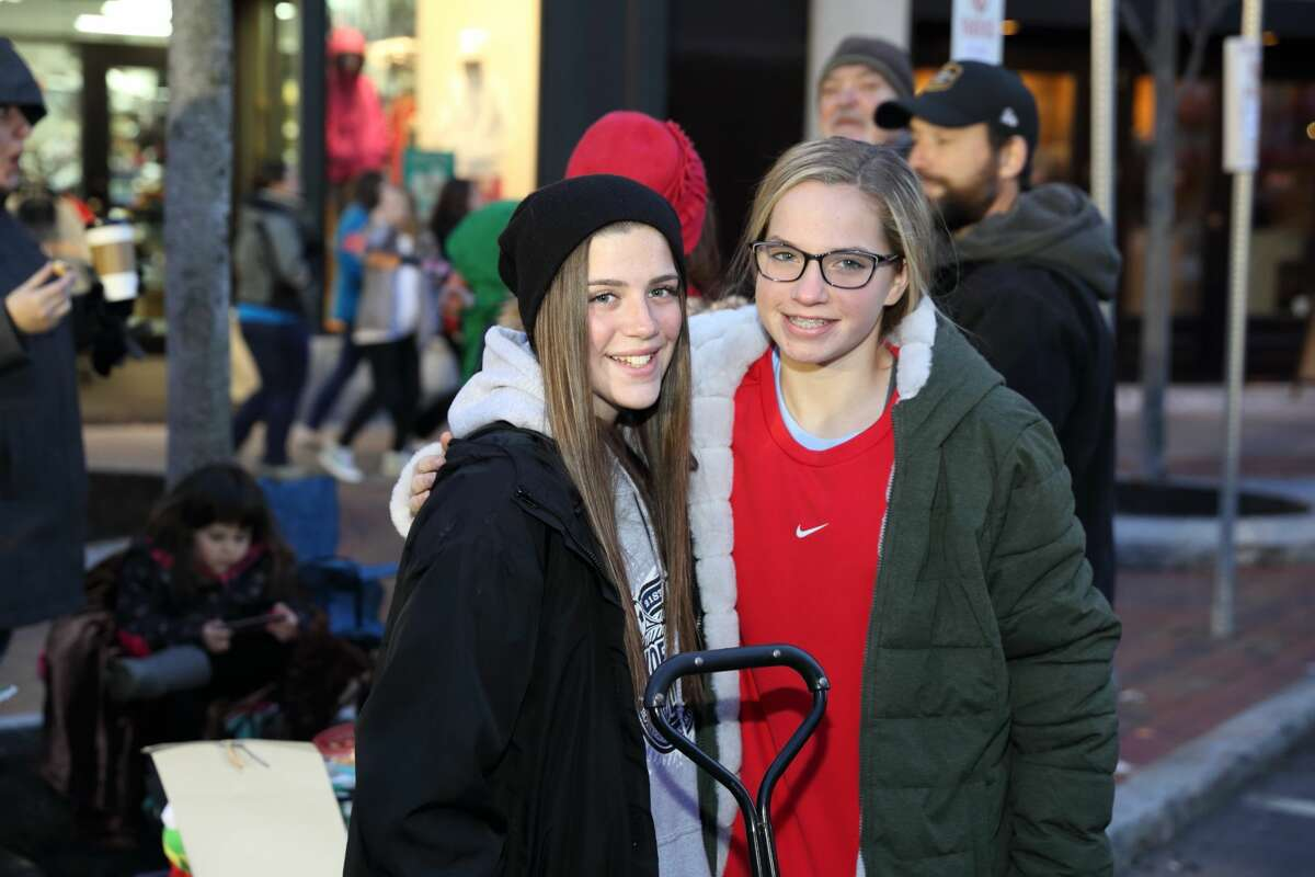 Were you Seen at the 51st Annual Daily Gazette Holiday Parade in downtown Schenectady on Saturday, Nov. 23, 2019?