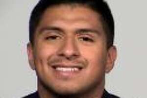 Jonathan Montalvo, an off-duty San Antonio Police officer was arrested Saturday afternoon.