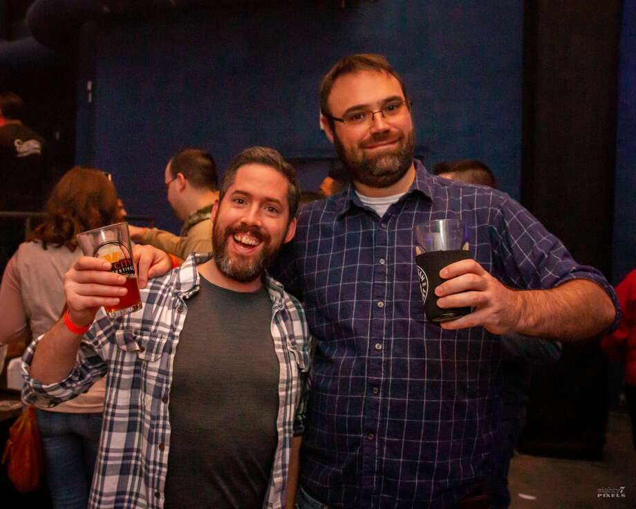The annual Elm City Brew Festival took place in New Haven on November 23, 2019. Festival goers sampled nearly 225 local craft brews and discussed beer with the brewers and reps. Were you SEEN? Photo: Shaleah Williams - Eighty7Pixels