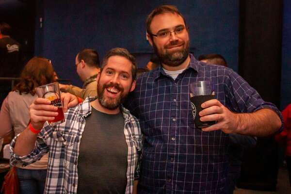The annual Elm City Brew Festival took place in New Haven on November 23, 2019. Festival goers sampled nearly 225 local craft brews and discussed beer with the brewers and reps. Were you SEEN?