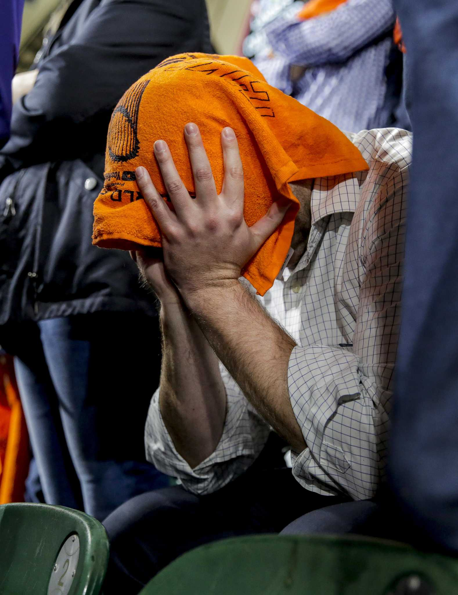 Astros' shining golden era is stuck in limbo