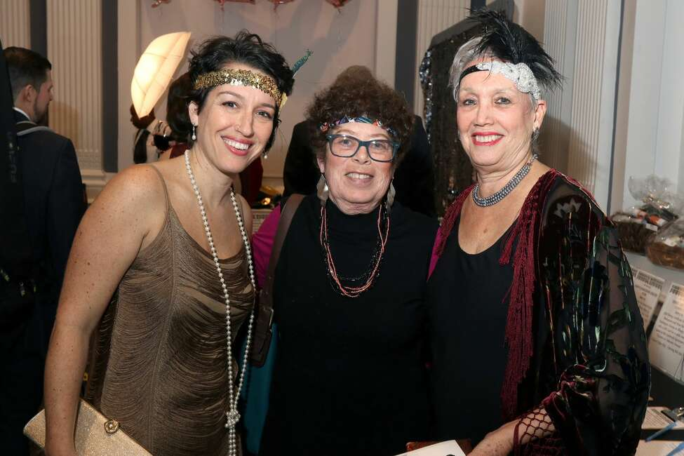 Were you Seen at the Albany Center Gallery Art Deco Gala honoring Jean Paduano-Teal, Robert Gullie and The Albany Parking Authority at the Renaissance Albany Hotel on Saturday, Nov. 24, 2019?