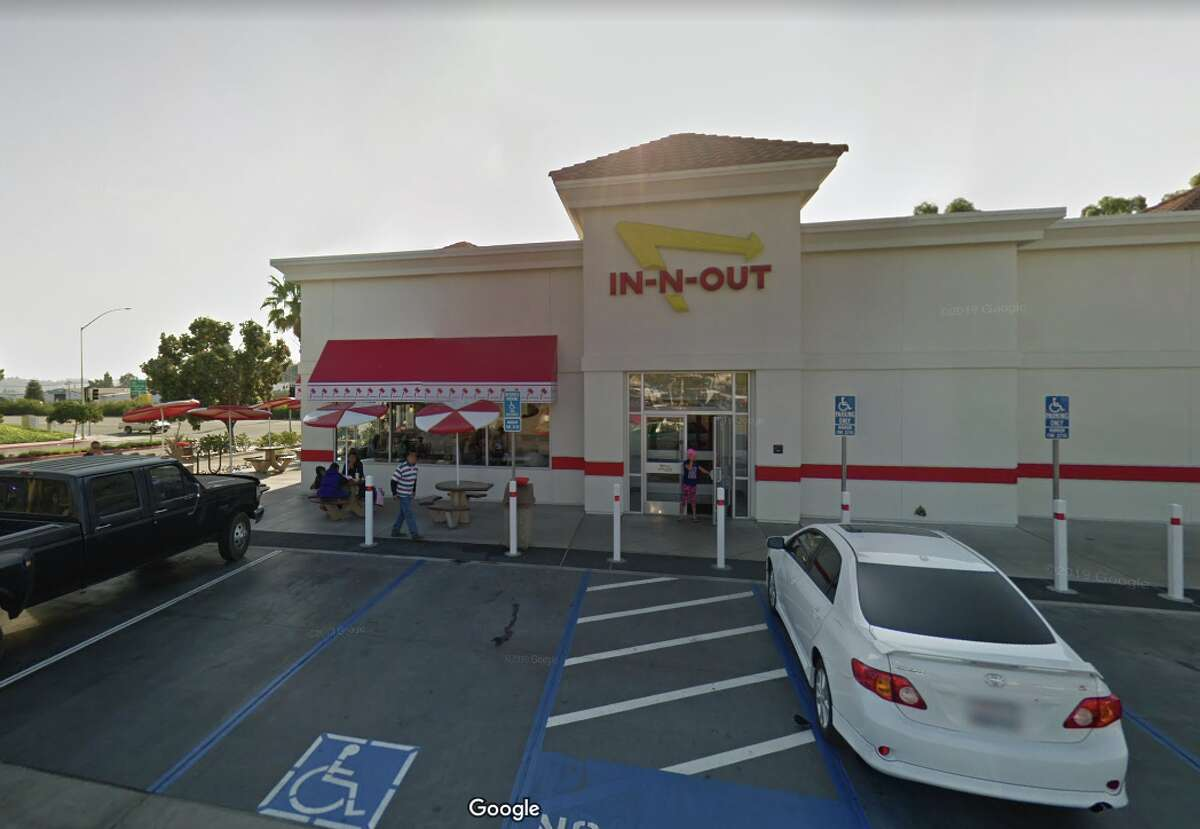 The In-N-Out in Arroyo Grande, Calif.