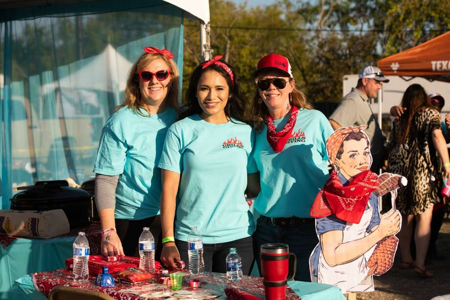 CPS hosted their Grillsgiving event on Saturday, November 23, 2019 at Mission County Park. Photo: Aiessa Ammeter