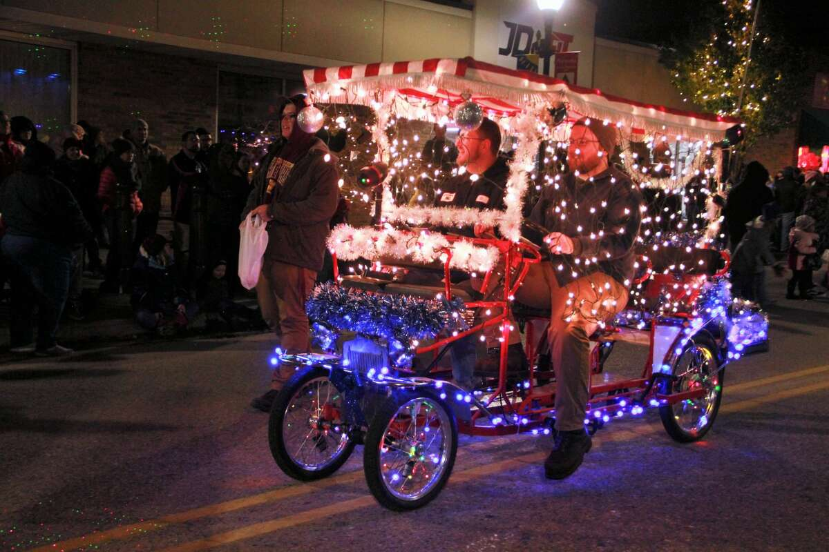 A lighting parade and an appearance by the one and only Mr. and Mrs. Claus highlight Light Up Thomaston, which takes place Saturday. Find out more.