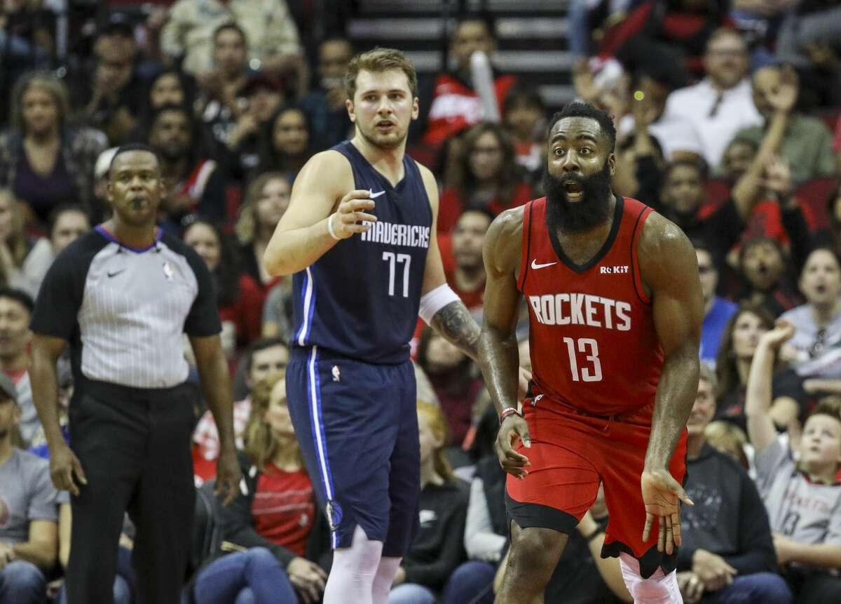 It's too early for any James Harden vs. Luka Doncic MVP debates, says Jerome Solomon.
