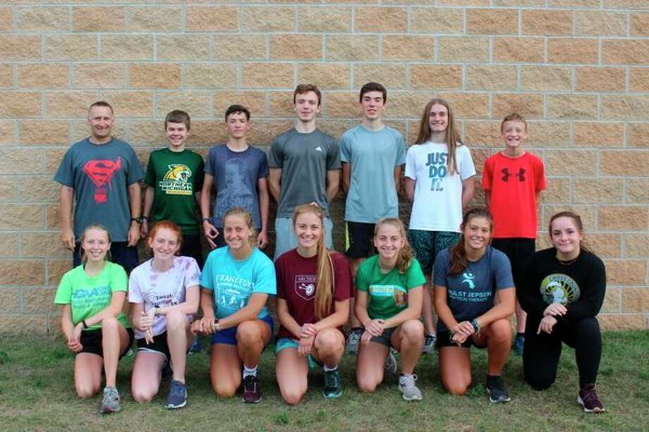 Frankfort cross country runners put in the work on the course and in the classroom this fall to earn academic all-state honors for the boys and girls teams. (File photo)