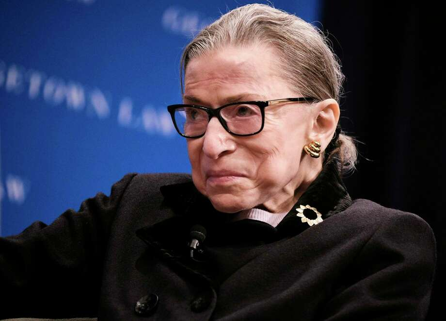Ruth Bader Ginsburg declares she's 'cancer-free'
