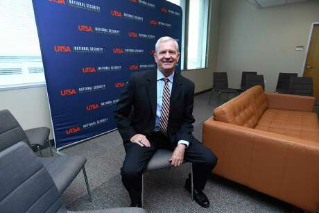 Retired Brigadier Gen. Guy Walsh is the founding executive director of the UTSA National Security Collaboration Center.