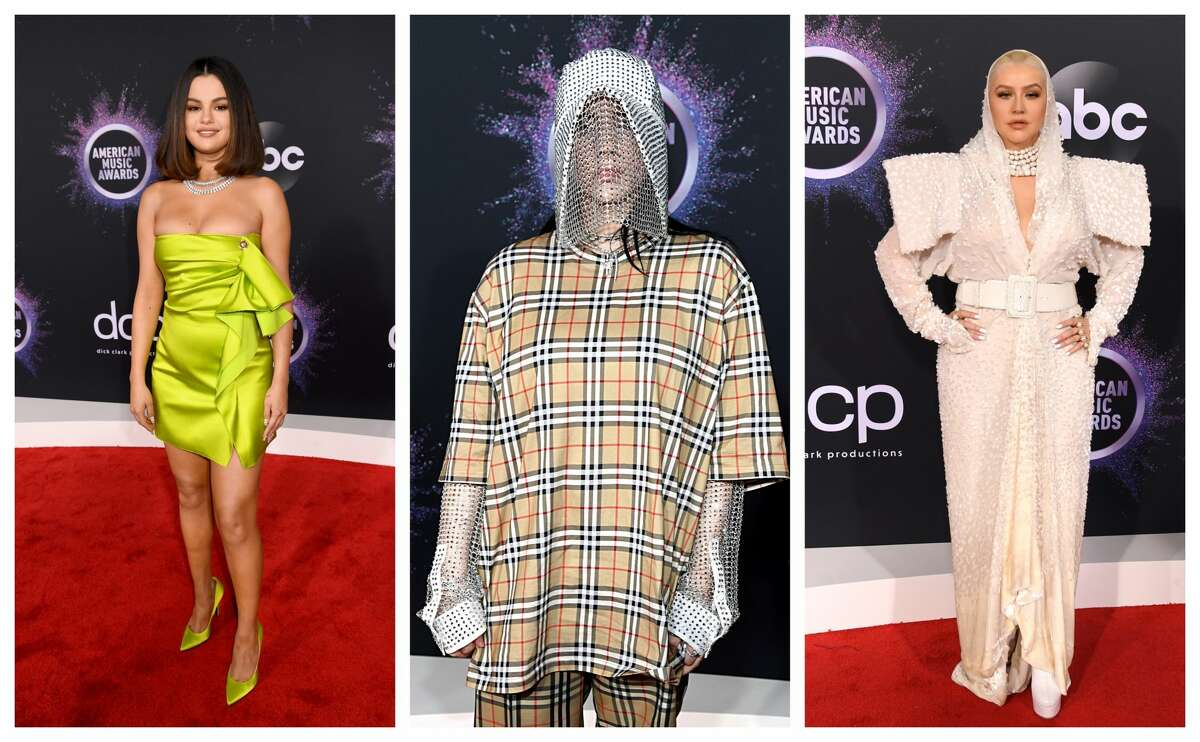 >>> See the celebrity looks from the American Music Awards 2019 red carpet ...