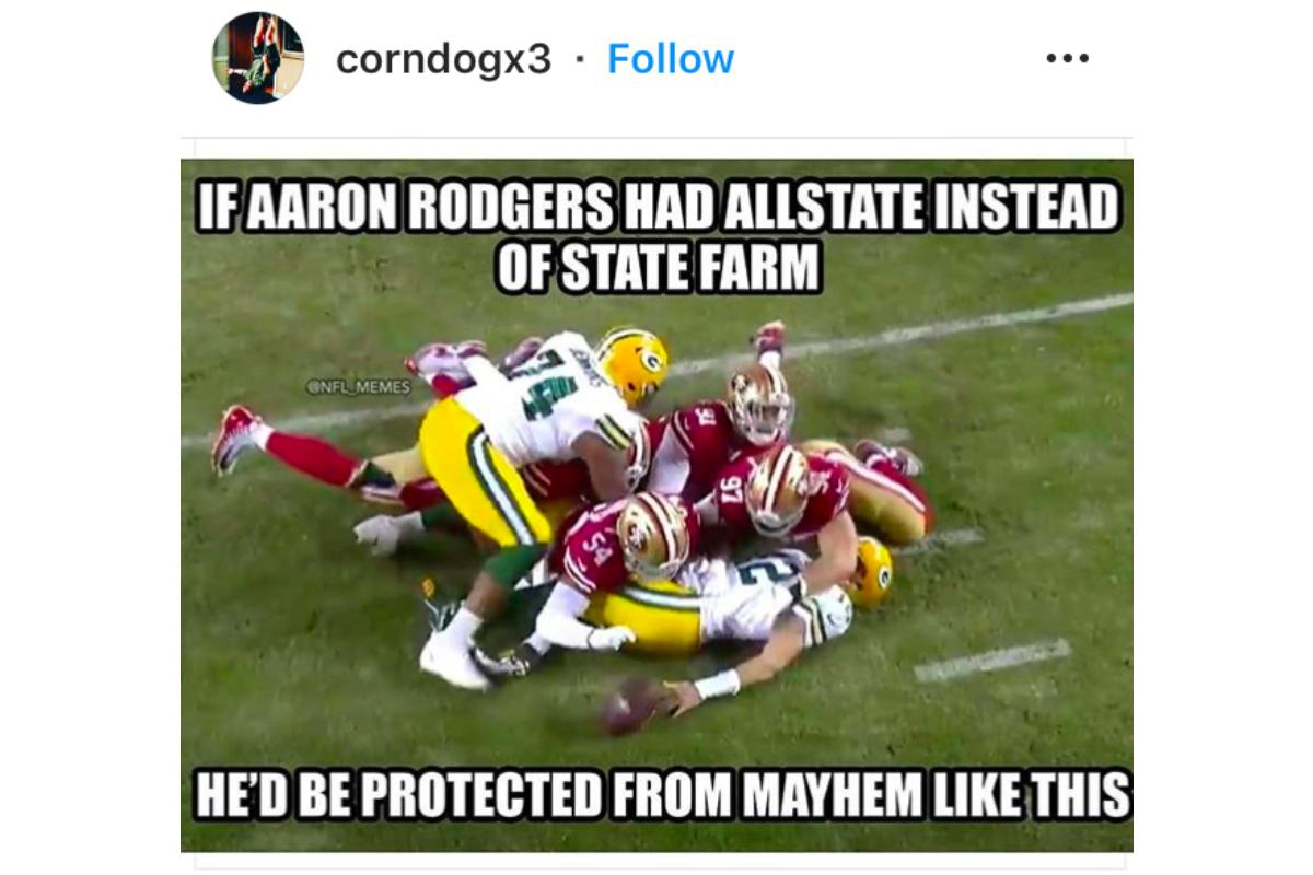 Memes 49ers Fans Strut Raiders Fans Crushed After Wild Nfl