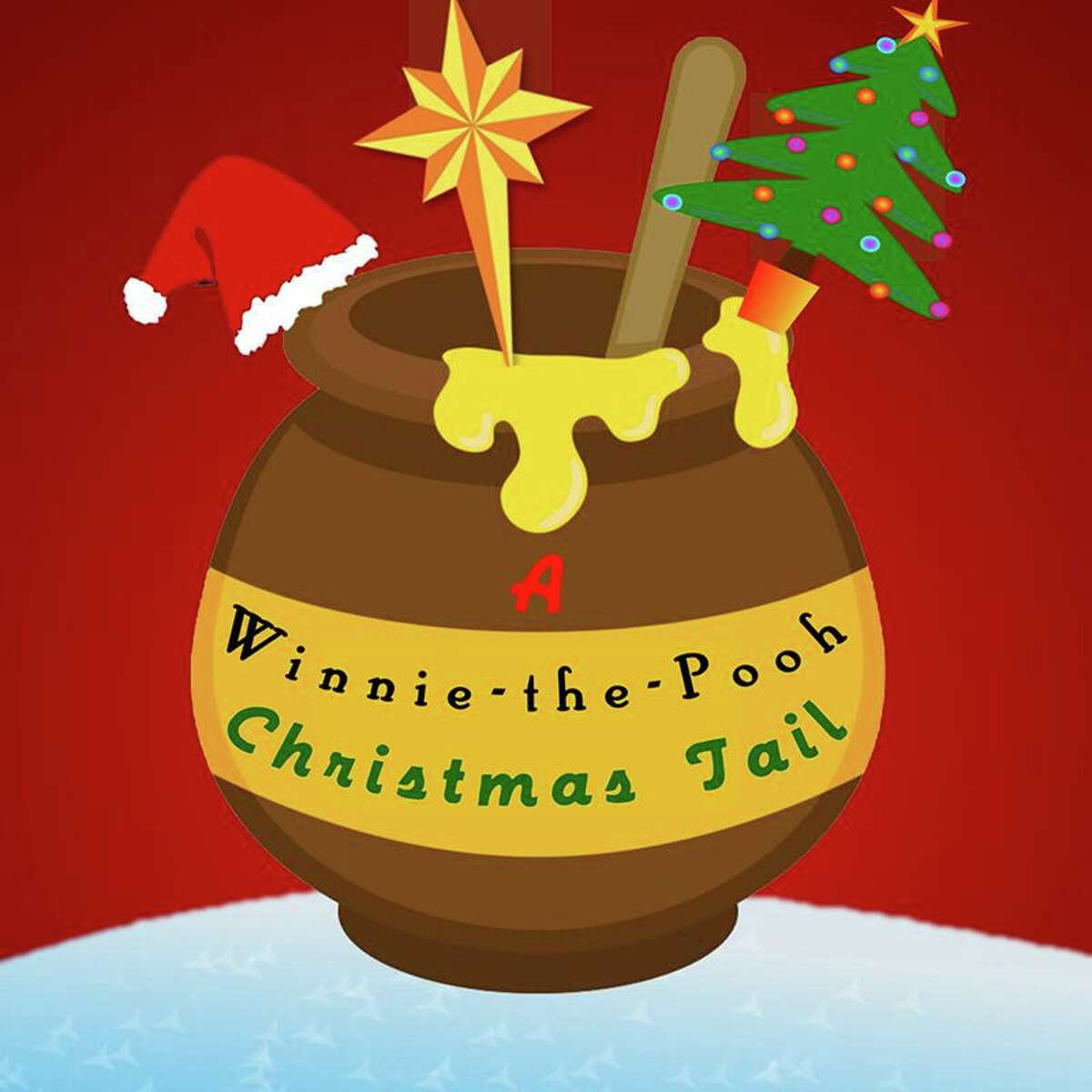"""""""A Winnie-the-Pooh Christmas Tail"""" is coming to White Plains Performing Arts Center Stage 2 for two performances on November 29 at 11 a.m. and 2 p.m."""
