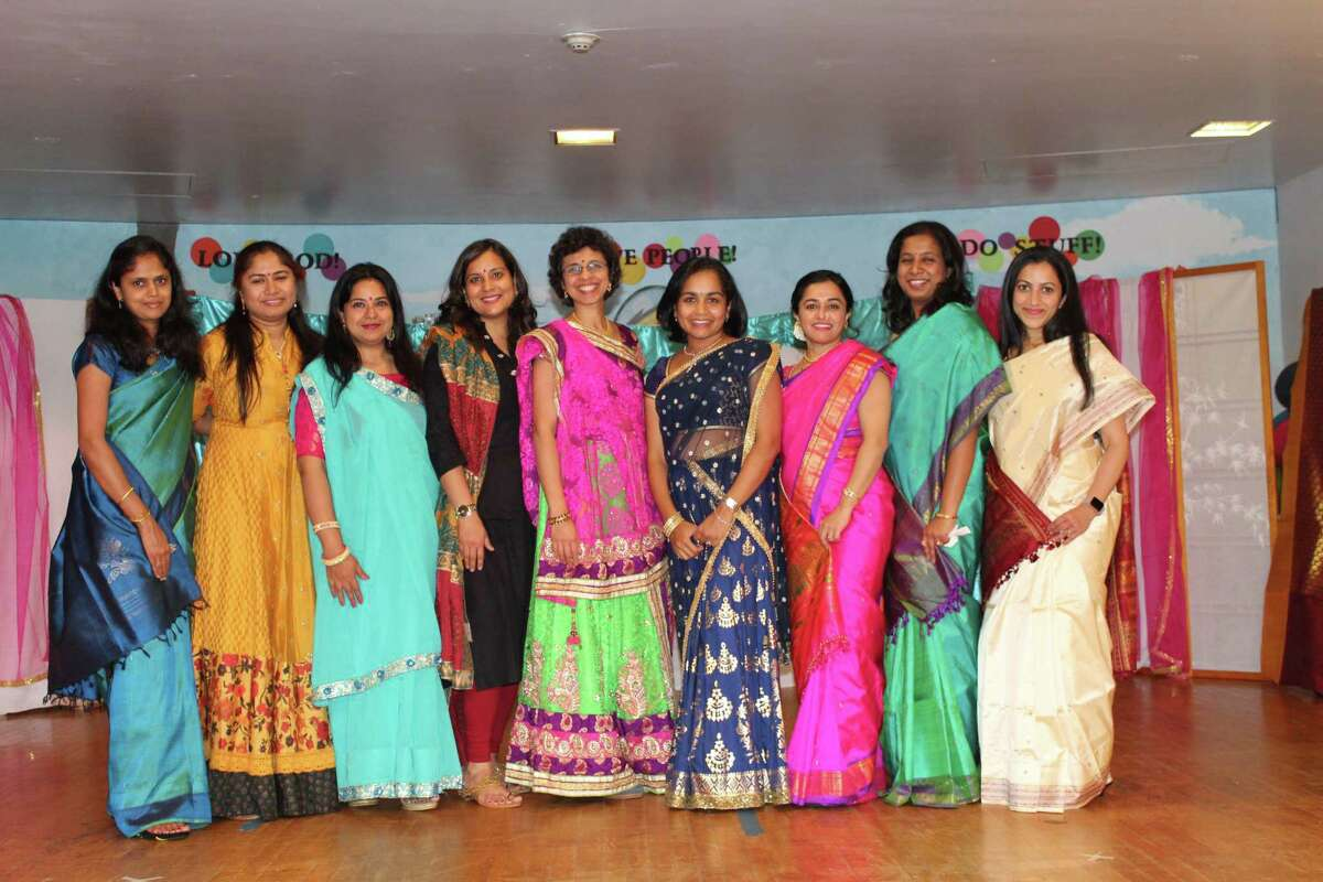 About 45 families, including 70 children of all ages came together to celebrate Diwali at Jesse Lee Memorial Church on Nov. 2.