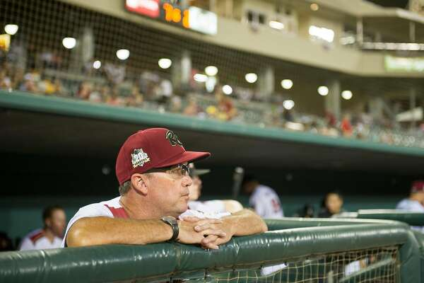 Giants Triple-A manager's tale: Football, ALS and the call that stopped coming