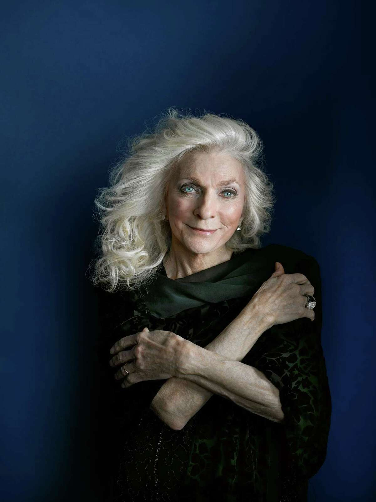 Judy Collins will perform on Dec. 4 and 5 at 7:30 p.m. at the Ridgefield Playhouse, 80 East Ridge Road, Ridgefield. Tickets are $58. For more information, visit ridgefieldplayhouse.org.