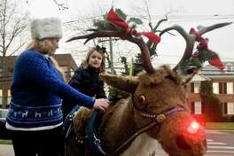 The 11th Annual Greenwich Reindeer Festival & Santa's Village runs Nov. 29 through Dec. 24 are Sam Bridge Nursery & Greenhouses, 437 North St., Greenwich. For more information, visit Greenwichreindeerfestival.com.