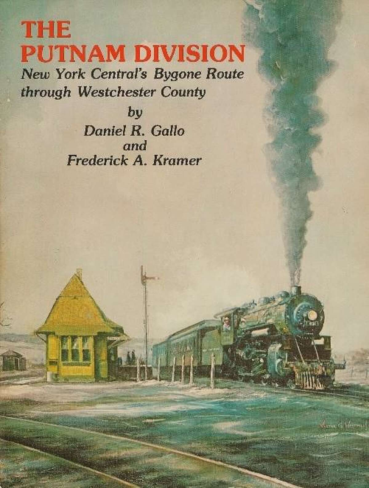 """Railroad historian Daniel R. Gallo is at The Danbury Railway Museum December 18 for a free presentation titled """"New York Central Railroad's Putnam Division."""""""