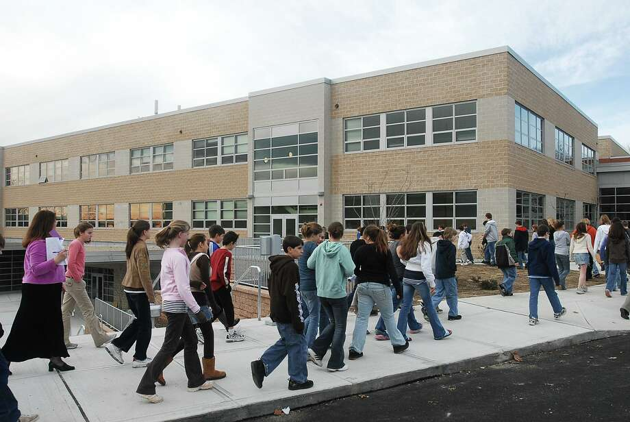 Haddam-Killingworth Middle School Photo: Hearst Connecticut Media File Photo