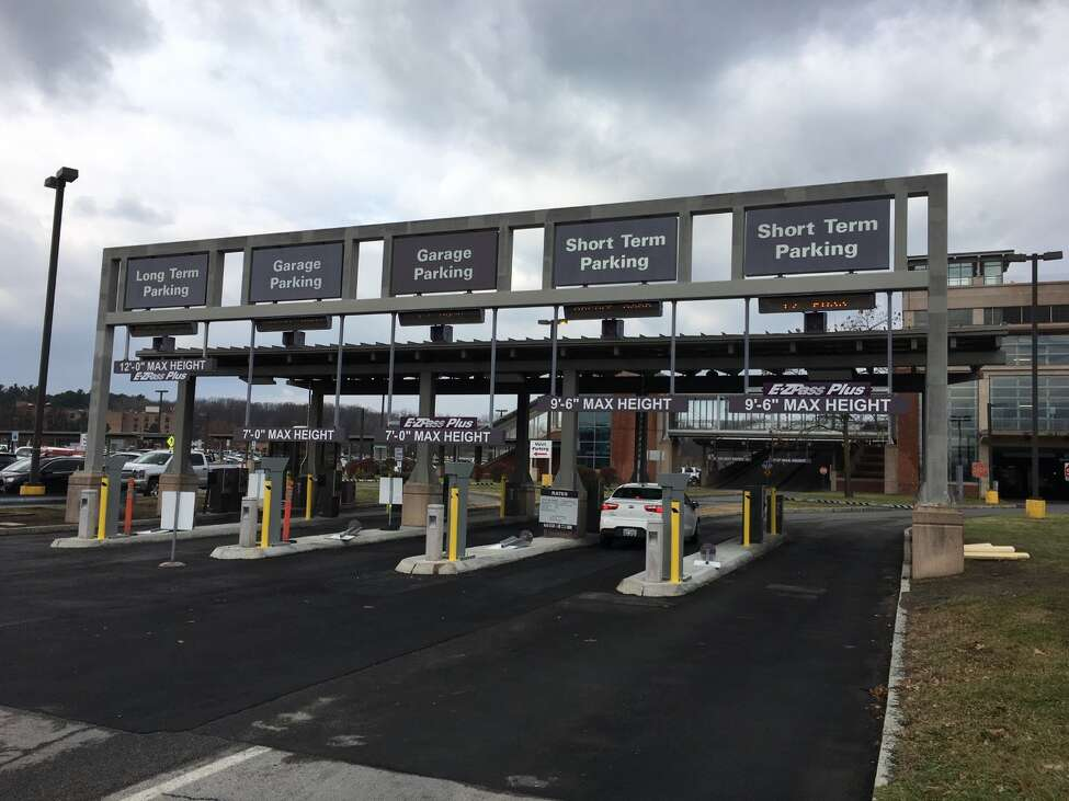 Which lane? A new parking system is causing some confusion at the Albany International Airport.