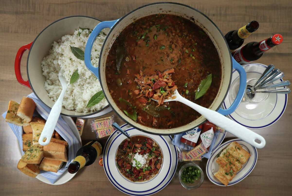 Goode Company Seafood offers up a glorious gumbo recipe using leftover Thanksgiving turkey.